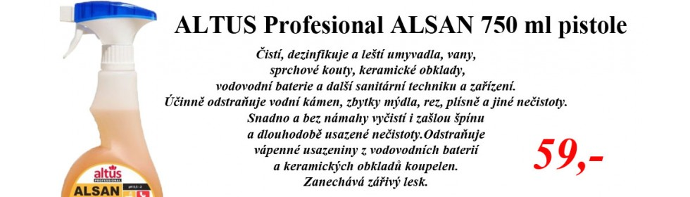 Altus Professional Alsa 750 ml