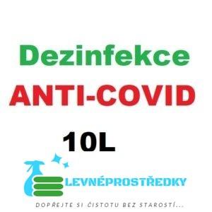 Dezinfekce 10L